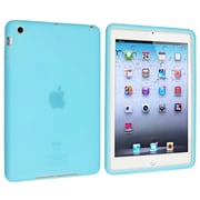 Insten PAPPIPDMSC12 Silicone Skin Case for Apple iPad Mini 1/2/3, Sky Blue