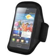 Insten® Sportband For Samsung Galaxy S2/MP3 Player, Black
