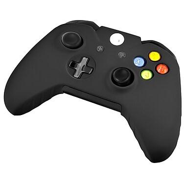 Insten® Silicone Skin Case For Microsoft Xbox One Controller, Black