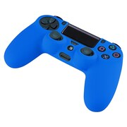 Insten® Silicone Skin Case For Sony PS4 Controller, Blue