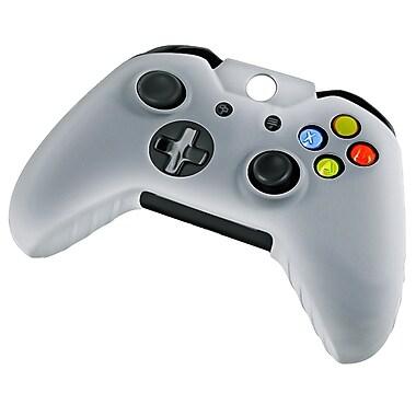 Insten® Silicone Skin Case For Microsoft Xbox One Controller, White