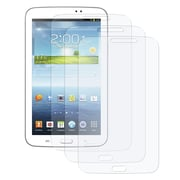 Insten® 3 Piece Reusable Anti Glare Screen Protector For Samsung Galaxy Tab 3 7.0 P3200/Kids