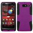 MYBAT™ Phone Protector Case For Motorola Droid Razr M XT907, Purple/Black Astronoot