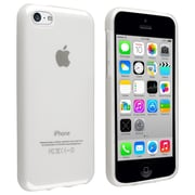 Insten® TPU Rubber Case For Apple iPhone 5C, Frost Clear