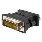 Insten® DVI to VGA Male/Female Adapter, Black