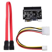 Insten® Bidirectional IDE to SATA 2-in-1 Converter Cable