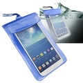 Insten® Waterproof Bag Case For Tablet, Blue