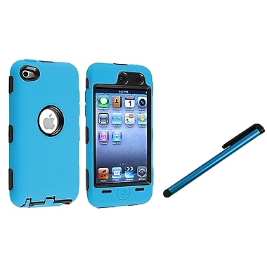 Insten® 1044716 2 Piece Case Bundle For Apple iPod Touch 4th Gen