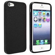 Insten® TPU Case For Apple iPhone 5, Black Skin Veins