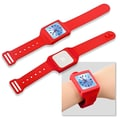 Insten® Silicone Watchband Skin Case For iPod nano 6th Gen, Red