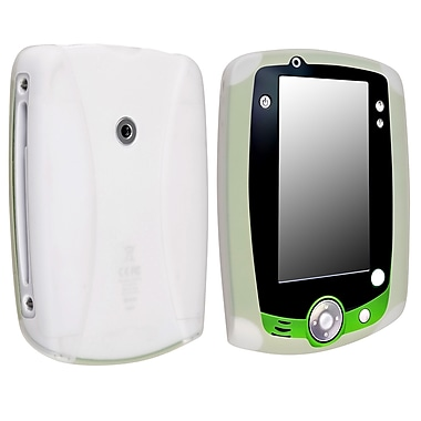 Insten® Silicone Skin Case For Leapfrog LeapPad 2, Clear White