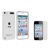 Insten® 821482 3 Piece Case Bundle For iPod Touch 5th Gen