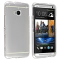 Insten® Snap-in Crystal Case For HTC One M7, Clear