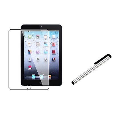 Insten 816035 2 Piece Tablet Protector Bundle For Apple iPad Mini iPad Mini With Retina Display