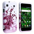Insten® Durable Hard Plastic Snap-in Case For Samsung Vibrant SGH-T959, Spring Flowers