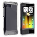 Insten® Hard Plastic Crystal Case For HTC Holiday/Vivid, Clear