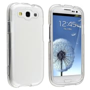 Insten® Hard Crystal Plastic Snap-in Case For Samsung Galaxy S III, Clear