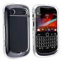 Insten® Snap-in Crystal Case For RIM BlackBerry Bold 9900/9930, Clear
