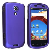 Insten® Rubber Coated Snap-in Case For Samsung Epic 4G, Blue
