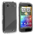 Insten® Snap-in Crystal Case For HTC Sensation 4G, Clear