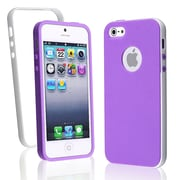 Insten® TPU Rubber Skin Cases For Apple iPhone 5/5S