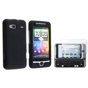 Insten® 333595 2 Piece Cellphone Case Bundle For HTC Desire Z/T-Mobile G2