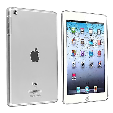Insten® Snap-in Crystal Case For Apple iPad Mini, Clear
