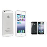 Insten® 933269 2 Piece Case Bundle For Apple iPhone 5/5S