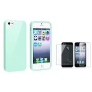 Insten® 817789 2 Piece Case Bundle For Apple iPhone 5/5S