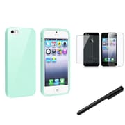 Insten® 1144639 3 Piece Case Bundle For Apple iPhone 5/5S