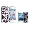 Insten® 1303182 2 Piece Case Bundle For iPod Touch 5th Gen