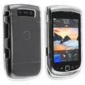Insten® Snap-in Crystal Case For BlackBerry Torch 9800, Clear