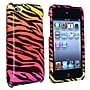 Insten® Snap-in Case For iPod Touch 4th Gen,