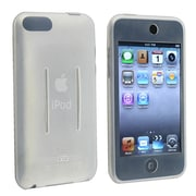 Insten DAPPTOUCSC10 Silicone Case for Apple iPod Touch 1st/2nd/3rd Gen, Clear White