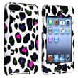 Insten® Hard Plastic Snap-in Case For iPod Touch 2nd/3rd Gen, Colorful Leopard