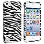 Insten® Hard Plastic Snap-in Case For iPod Touch