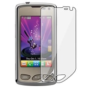 Insten® Reusable Screen Protector For LG Chocolate Touch VX8575, Clear