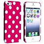 Insten® Hard Plastic Snap-in Case For Apple iPhone