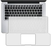 "Insten® Keyboard Full Skin Shield For 13.3"" Apple MacBook Pro, Clear"