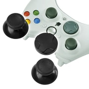 Insten® Thumb Joysticks With D-Pad For Xbox 360, Black