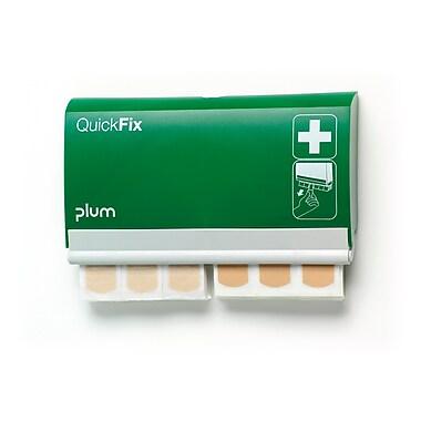 Plum Adhesive Bandage Wall Dispenser