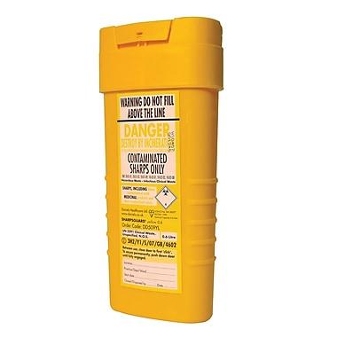Astroplast Sharps Disposal Bin, 0.645 Litre
