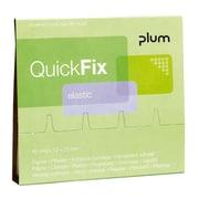 Plum – Recharge de pansements adhésifs en tissu pour distributeur mural, paq./45 pansements