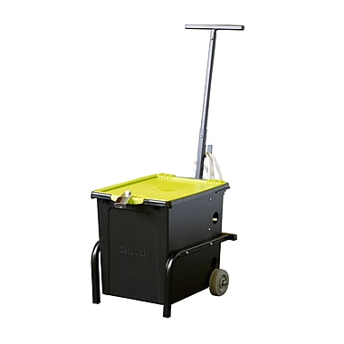 Copernicus Tech Tub™ Trolley with 1 Premium Tech Tub™, Holds 6 Tablets