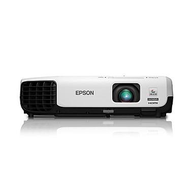 Epson VS335W WXGA 3LCD Projector, 2700 Lumens