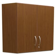 "Alera® Plus™ 30"" x 36"" Hospitality Wall Cabinet With 2 Doors, Cherry"