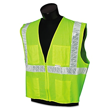 Kimberly-Clark Professional® Lime/Silver Premium Vests