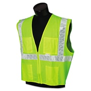 Kimberly-Clark Professional® Premium Vest, Lime/Silver, Medium/Large