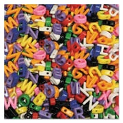 Chenille Kraft® Creativity Street® Upper Case Letter Beads, Assorted, 288 Beads/Set