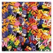 Chenille Kraft 3253 Assorted Letter Beads, 288/Set